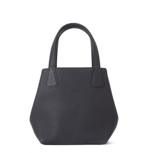 &Versatile Medium Double Face Tote M Leather / Canvas;