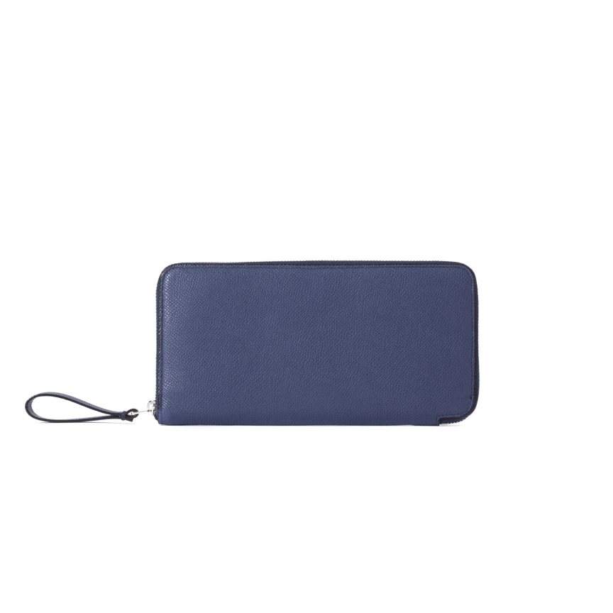 Ego Round Zip Long Wallet WaproLux