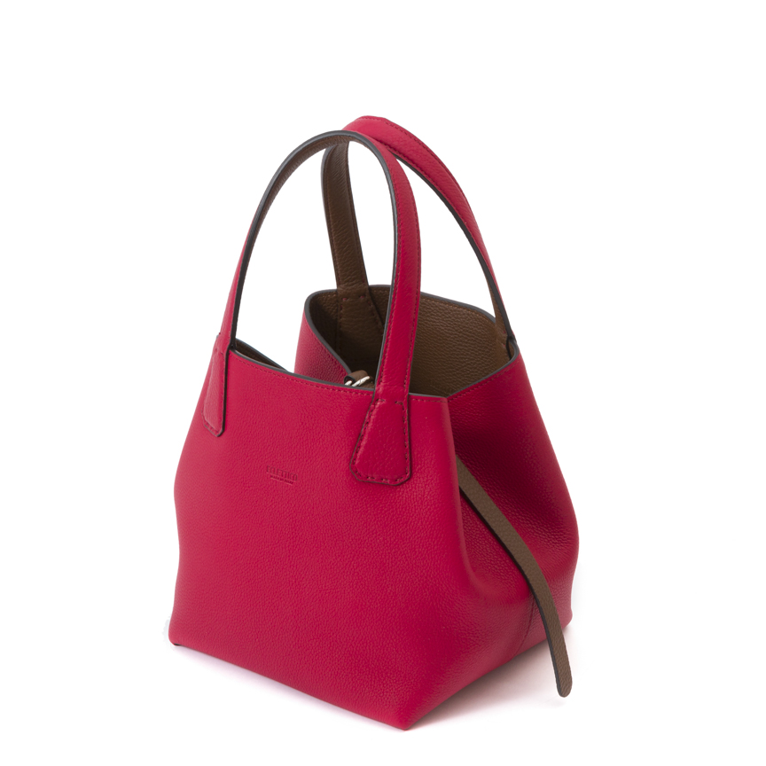 Versatile Medium Double Face Tote M Leather / Leather