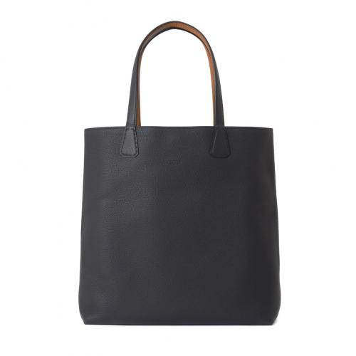 &Versatile Verticale Double Face Tote Ver. Leather / Leather;